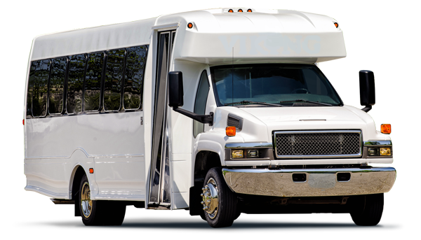 25 Passenger Party Bus Rental Services in Chicago