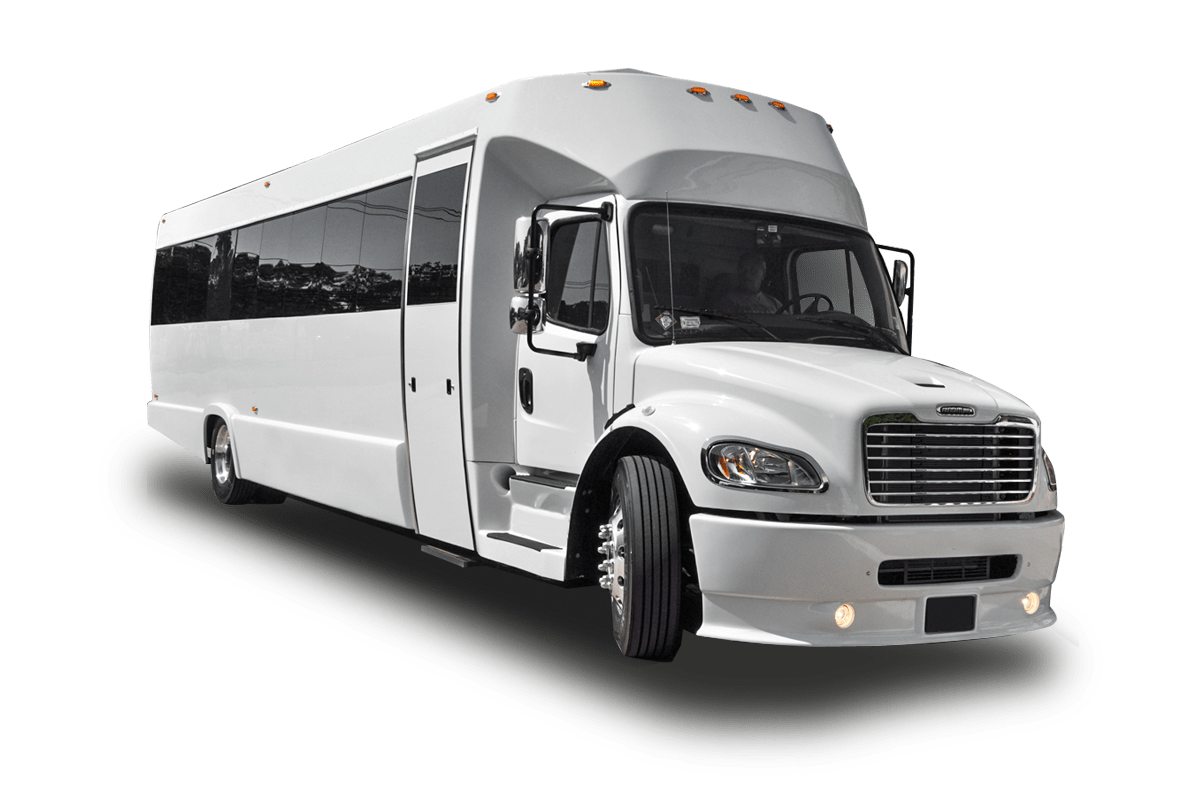 32 Passenger Party Bus Rental Services in Chicago