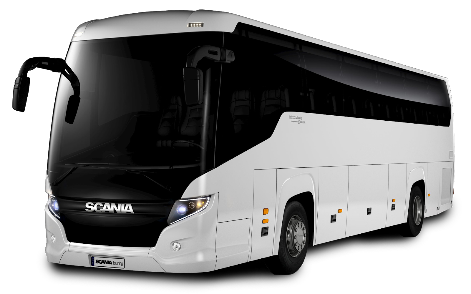 55 Passenger Party Bus Rental Services in Chicago